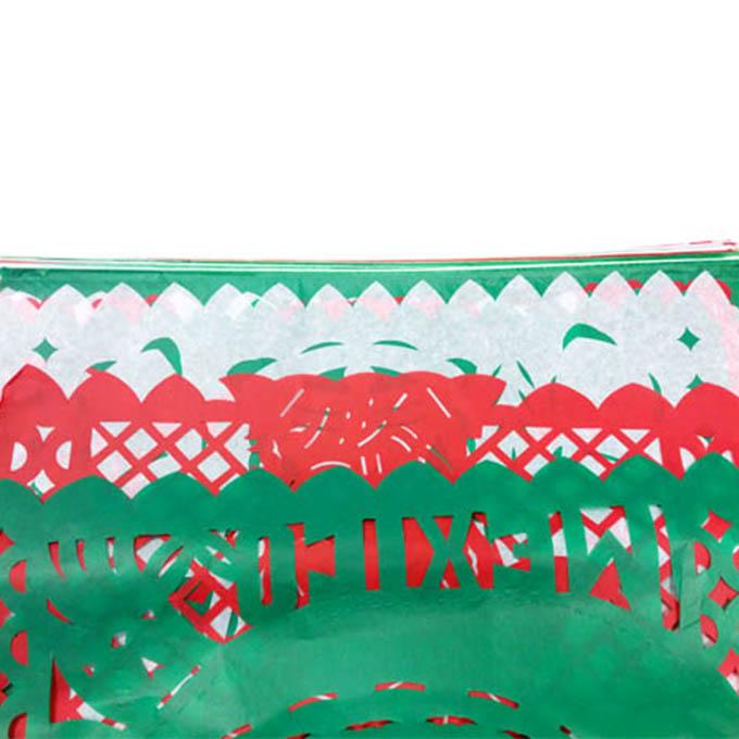 Papel Picado, Mexikansk flaggas färger, 50mtrs