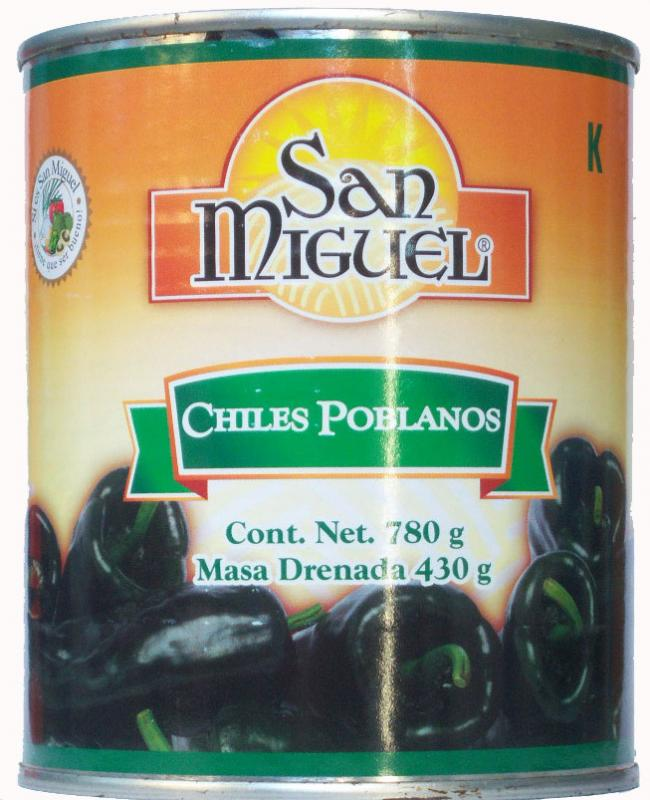 Hela Poblano Chili San Miguel