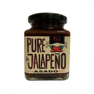 Rostade Jalapeño Puree, Sierra Nevada, 270 ml