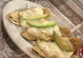 Mexikanska Quesadillas