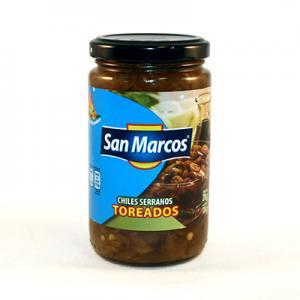 Serrano rostade, San Marcos, 210 g