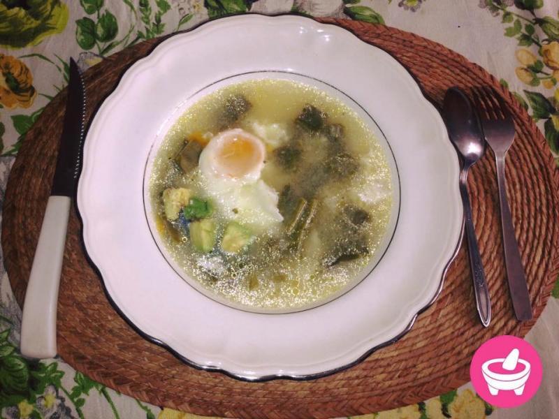 Nopal sopa