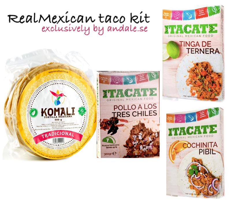 The RealMexican TACO kit