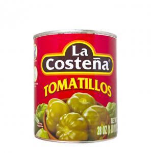 Hela Tomatillos 790g, La Costeña
