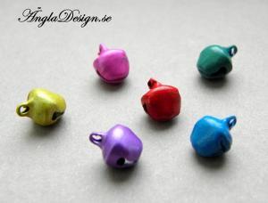 Bjällror färgmix, 10-pack