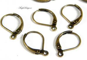 Örkrokar brisyrer, brons, 10-pack