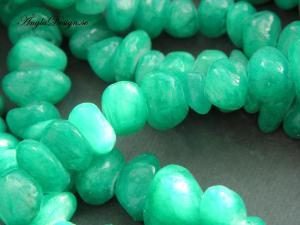 Jade bumlingar emerald, 20-pack