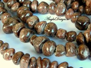 Jadebumlingar large, brun, 20-pack