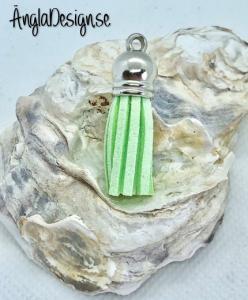 Tassel ljusgrön 35-37mm, 1st