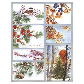 Stickers Woodland Splendor