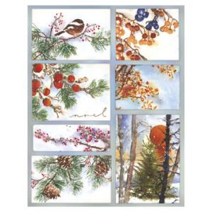 Stickers Woodland Splendor