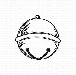 Gummiapan-Doodlad Mellanstor Bjällra