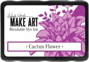 Wendy Vecchi Make Art Blendable Dye Ink-Cactus Flower