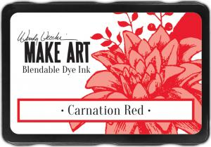Wendy Vecchi Make Art Blendable Dye Ink-Carnation Red