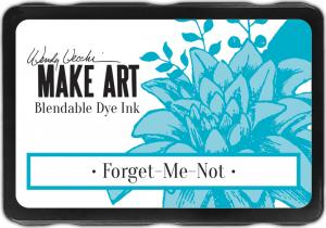Wendy Vecchi Make Art Blendable Dye Ink-Forget Me Not
