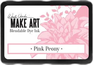 Wendy Vecchi Make Art Blendable Dye Ink-Pink Peony