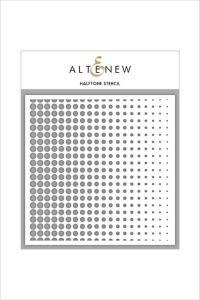 Altenew Stencil- Halftone
