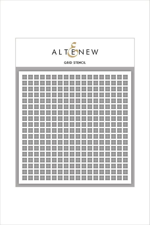 Altenew Stencil- Gride