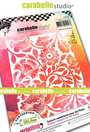 Textures Art Printing-Fleurs et Feuilles