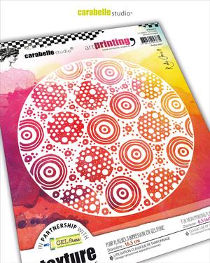 Textures Art Printing-Polka Dots