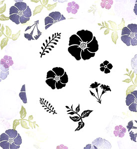 Majestix Basket Blooms