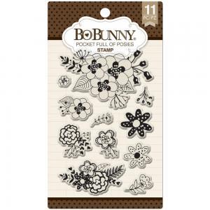 Bo Bunny Pocket Full Of Posies stamp