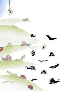 Majestix Bugs and Snails