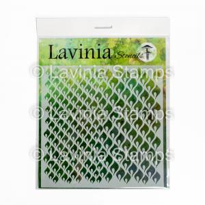 Lavinia Stencil Charming
