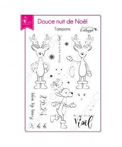 Reindeer - Sweet christmas night