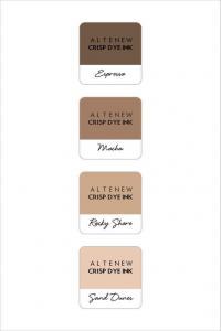 Dye Ink- Coffee Break Mini Cube Set