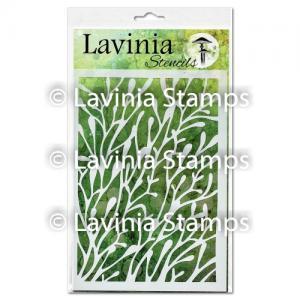 Lavinia Stencil Coral