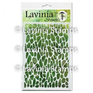 Lavinia Stencil Crackle