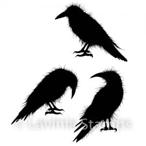 Lavinia Crow Set