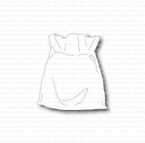 Gummiapan- Dies Papperspåse