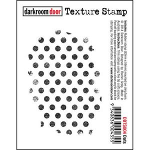 Darkroom door Texture stamp- Dots