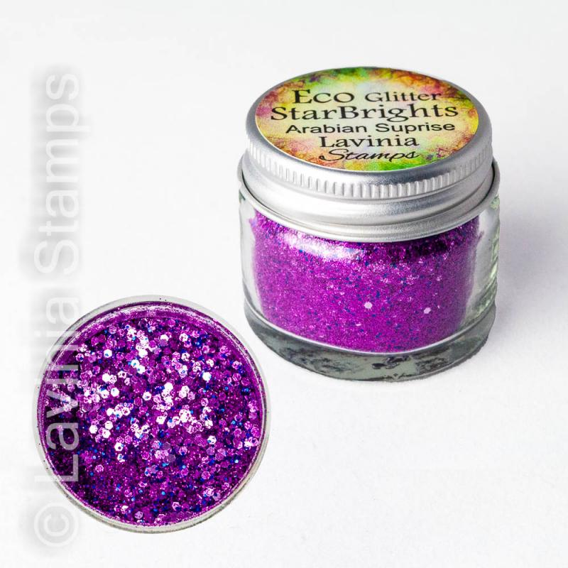 Lavinia StarBrights Eco Glitter – Arabian Surprise