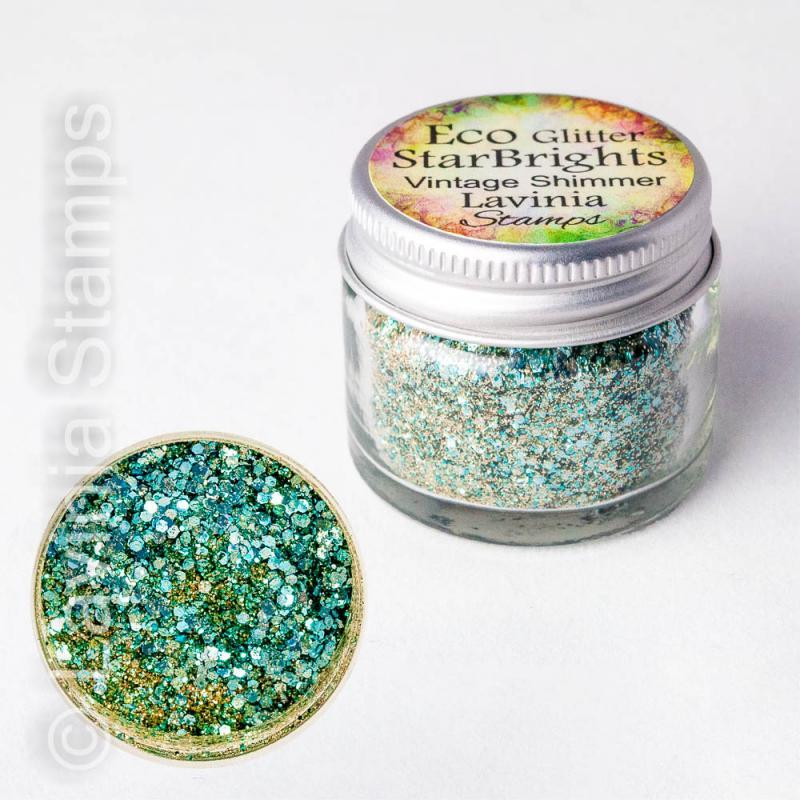 Lavinia StarBrights Eco Glitter – Vintage Shimmer