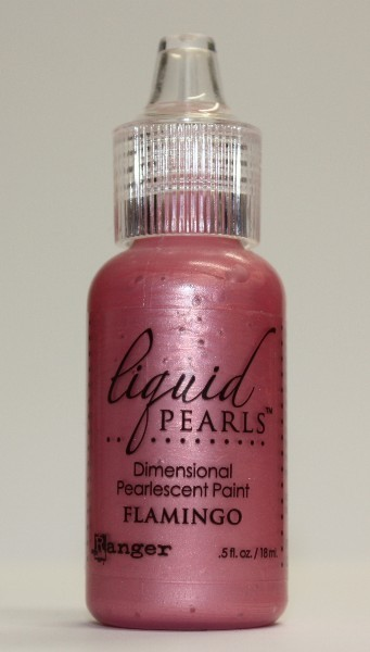 Liquid Pearl Flamingo