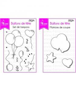 Birthday- Festive balloons
