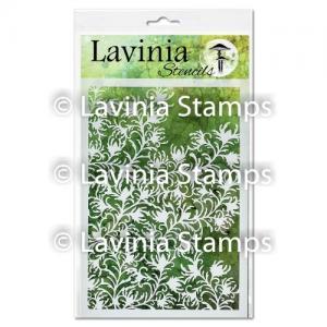 Lavinia Stencil Flourish