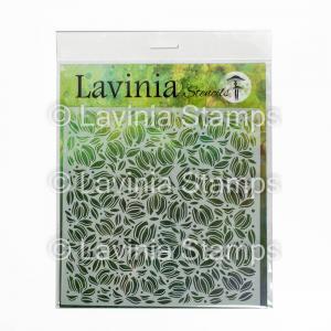 Lavinia Stencil Flower Petals