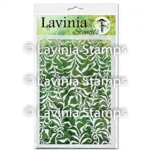 Lavinia Stencil Foliage
