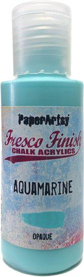Fresco Finish - Aquamarine
