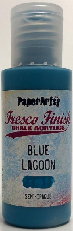 Fresco Finish - Blue Lagoon {Seth Apter}