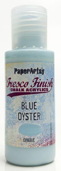 Fresco Finish - Blue Oyster