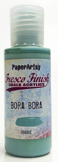 Fresco Finish - Bora Bora