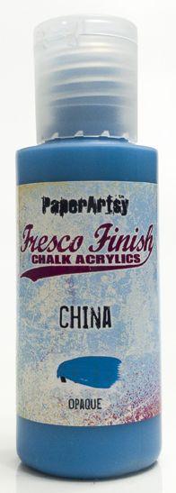 Fresco Finish - China