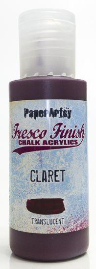 Fresco Finish - Claret