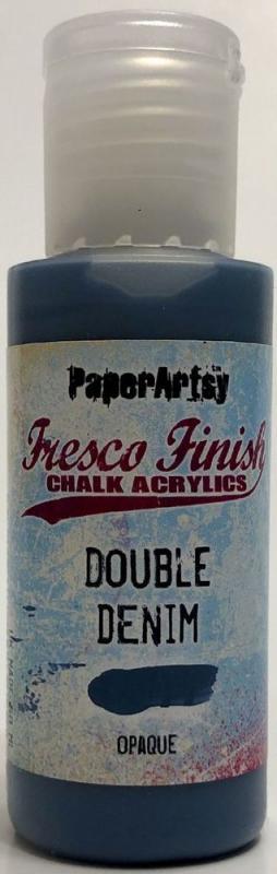 Fresco Finish - Double Denim {Seth Apter}