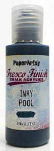 Fresco Finish - Inky Pool
